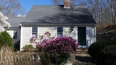 Sandwich Single Family Home For Sale: 11 Christopher Hollow Rd.