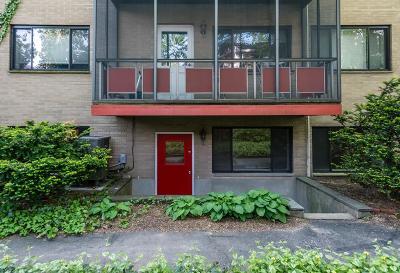 Cambridge Condo/Townhouse For Sale: 159 Concord Ave #1A