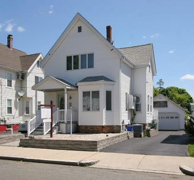 Malden Single Family Home Back On Market: 49 Willard St