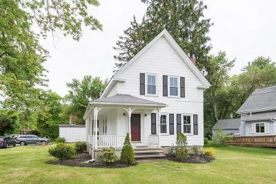 Norton MA Single Family Home Under Agreement: $284,900