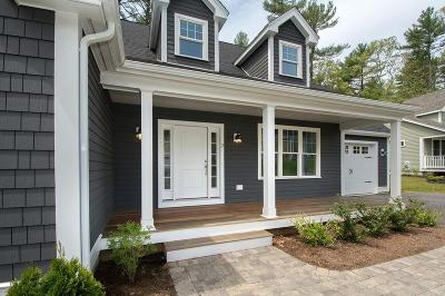 Norwell MA Single Family Home New: $699,100