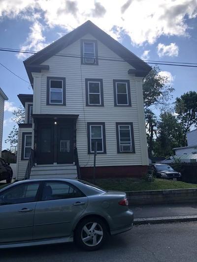 Methuen, Lowell, Haverhill Multi Family Home New: 25-27 Auburn St