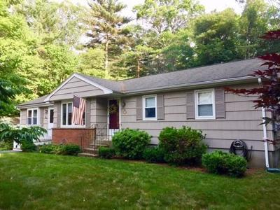 Hanson MA Single Family Home New: $389,900