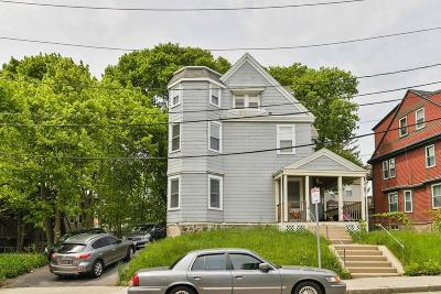 Boston Multi Family Home New: 16 Morse St