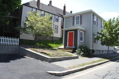 Quincy Single Family Home Under Agreement: 232 Franklin Str.