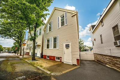 Boston Single Family Home Contingent: 87 White St