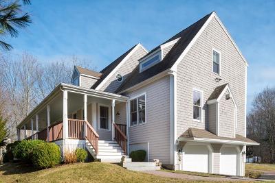 Hanover Single Family Home New: 738 Webster St