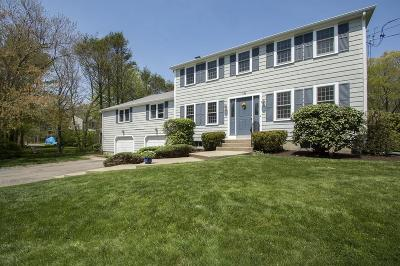 Scituate Single Family Home Under Agreement: 14 Fieldstone Road