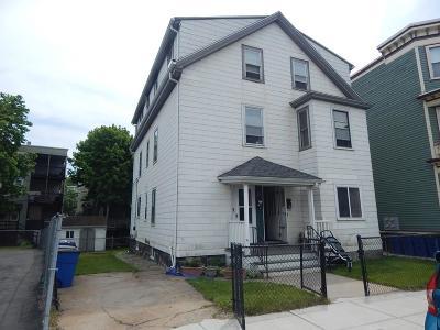 Boston Multi Family Home New: 9-11 Christopher Strret