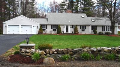 Framingham Single Family Home For Sale: 99 Parmenter Rd