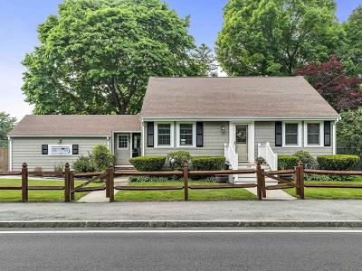 Weymouth MA Single Family Home New: $389,000