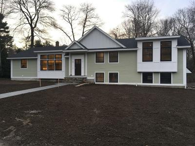 Wellesley Single Family Home For Sale: 54 Edmunds Rd