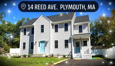 Plymouth MA Single Family Home New: $499,900