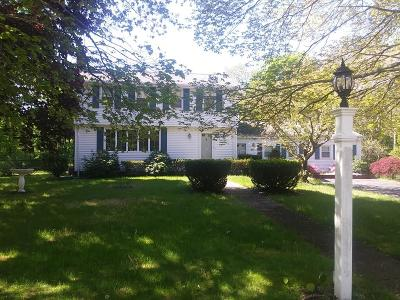 Hanover Single Family Home Under Agreement: 46 Brookwood Rd