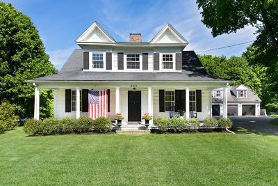 Hingham Single Family Home New: 962 Main