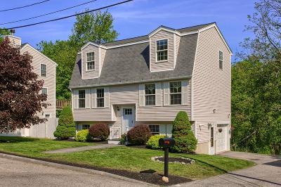 Methuen, Lowell, Haverhill Single Family Home New: 82 Sheldon Street