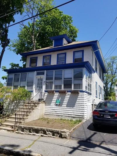Lowell Single Family Home Contingent: 12 Dover St