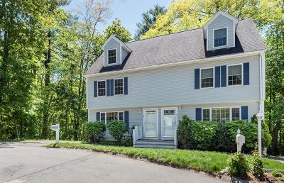 Methuen, Lowell, Haverhill Condo/Townhouse New: 59 Nevins Rd #59