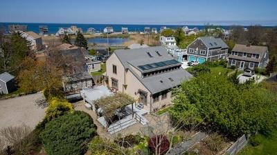 Scituate Single Family Home New: 36 Egypt Beach Rd