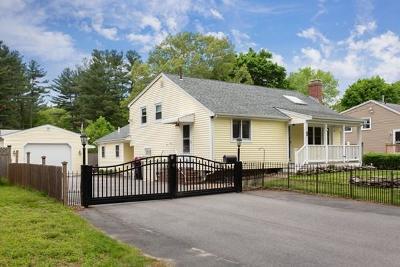 Brockton Single Family Home New: 69 Twelfth Ave.