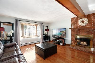 Stoneham Single Family Home Under Agreement: 13 Pearl Street