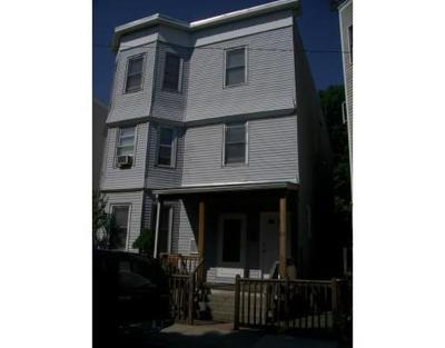 MA-Suffolk County Multi Family Home Under Agreement: 23 Maryland St