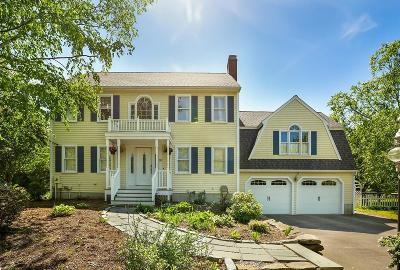 Franklin Single Family Home For Sale: 10 Catherine Ave