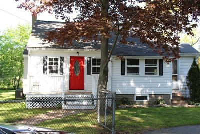 Holbrook MA Single Family Home New: $349,000
