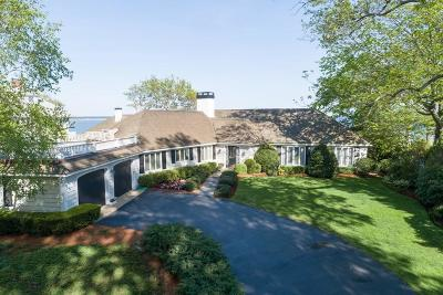 Duxbury Single Family Home Contingent: 373 King Caesar Road