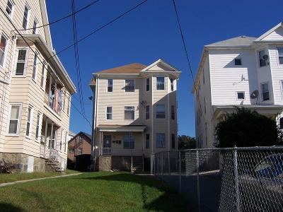 Fall River Multi Family Home For Sale: 428/430 County Street