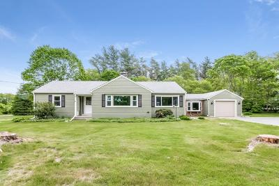 Rochester MA Single Family Home New: $398,500