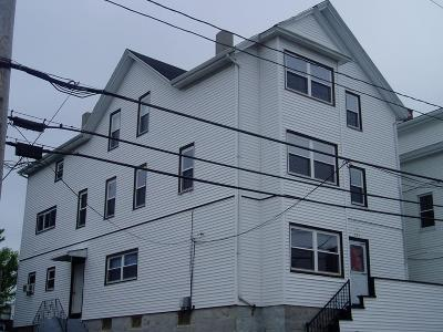 Fall River Multi Family Home For Sale: 332 County Street