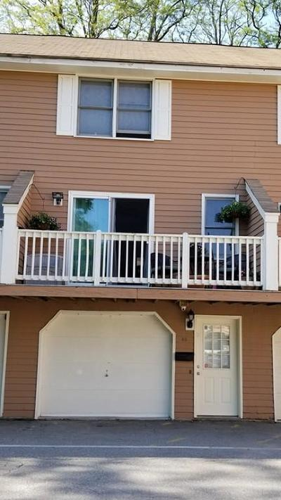 Lowell Condo/Townhouse New: 35 Madonna Circle #35