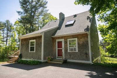 Duxbury Single Family Home Under Agreement: 269 East St
