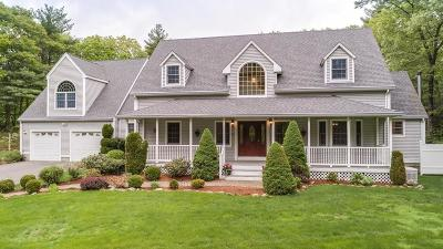 Hopkinton Single Family Home Under Agreement: 104 Saddle Hill Rd