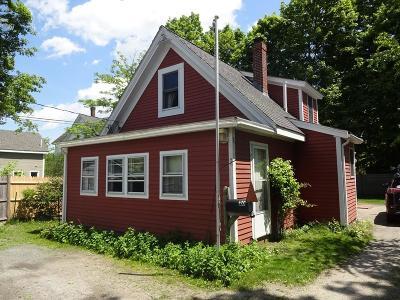 Middleboro Single Family Home New: 20 Benton St
