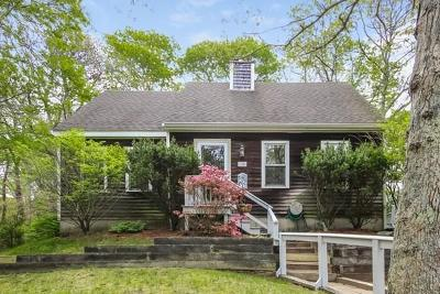 Mashpee Single Family Home Price Changed: 305 Hooppole Rd