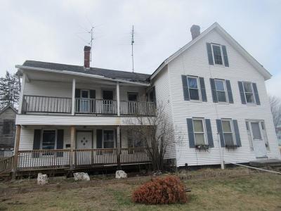 Multi Family Home New: 104 Elm St