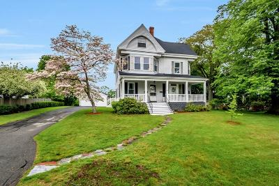 Multi Family Home New: 56 Warren Ave