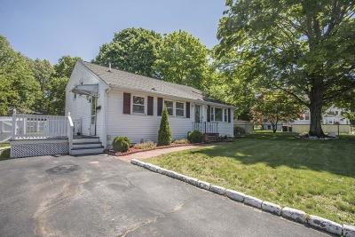 Brockton Single Family Home New: 39 Beach St