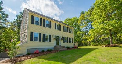 Kingston Single Family Home New: 81 Old Mill Rd