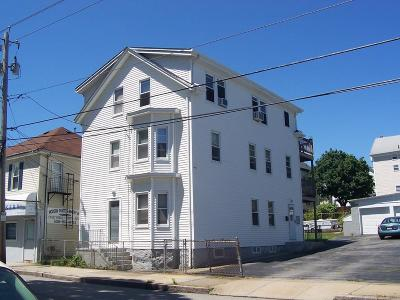 Fall River Multi Family Home For Sale: 1169 Rodman St