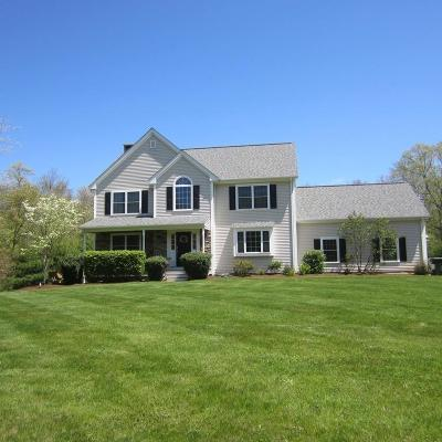 Rehoboth Single Family Home Under Agreement: 7 Francis Farm Road