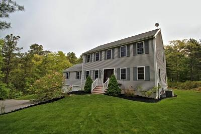 Plymouth MA Single Family Home New: $475,000