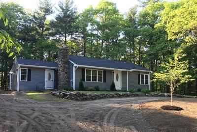 Hanover Single Family Home For Sale: 262 Grove Street
