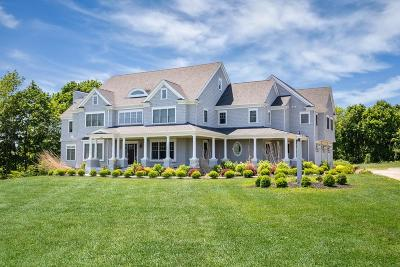 Hingham Single Family Home New: 64 Baker Hill Dr