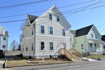 Multi Family Home New: 4 E Broadway