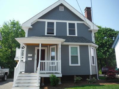 Multi Family Home New: 19 Orange St