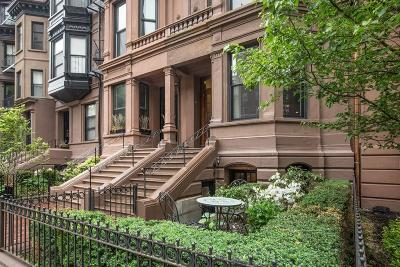 Condo/Townhouse Under Agreement: 195 Beacon St #1