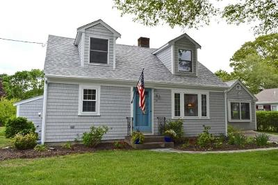 Falmouth Single Family Home For Sale: 40 Triumph